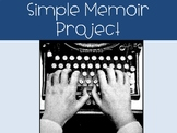 Memoir Project - Simple