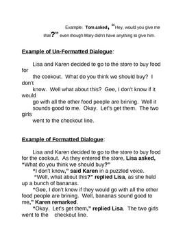Memoir: Using Dialogue Guided Notes