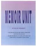 Memoir Writing - Complete Unit