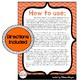 Memoir Writing Exit Slips for Grades 4-6