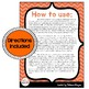 Memoir Writing Exit Slips for Grades 4-6