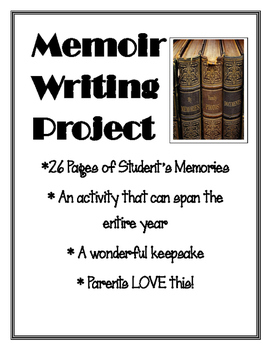 Memoir Writing Project
