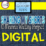 Memoir Writing Project - Digital Version