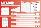 Memoir Writing Unit - Poster