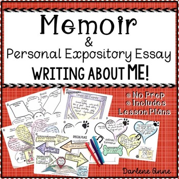 Memoir and Personal Expository Essay