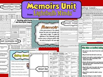 Memoirs Unit from Lightbulb Minds