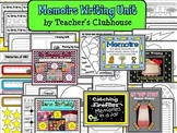 Memoirs Writing Unit from Teacher's Clubhouse