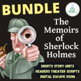 Memoirs of Sherlock Holmes Readers Theater Script, Escape