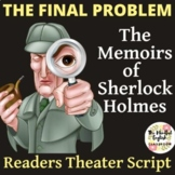 "Memoirs of Sherlock Holmes ""The Final Problem"" Short Story Script and Questions"