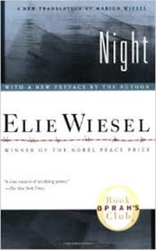 Memoirs of Survival: Night Thematic Essay (writing guide,