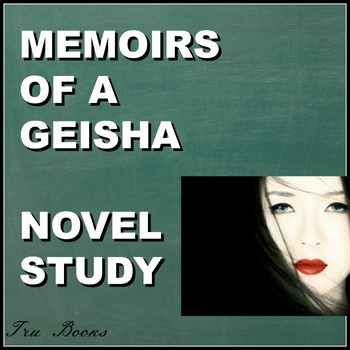Memoirs of a Geisha QUESTIONING FOR THE WHOLE BOOK