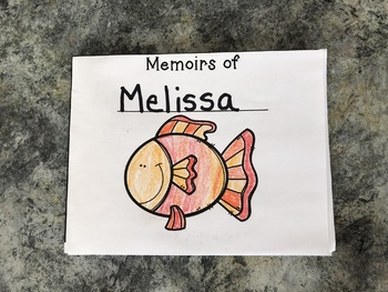 Memoirs of a Goldfish - 7 Activities to teach reading, writing, and grammar!