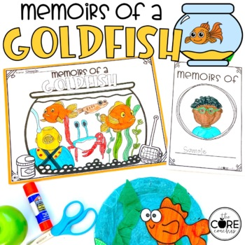 Memoirs of a Goldfish Interactive Read-Aloud | Distance Learning