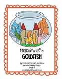 Memoirs of a Goldfish - Narrative Writing Project (aligned to CCSS)