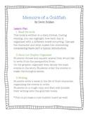 Memoirs of a Goldfish Student Writing