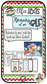 Memoirs of an Elf Activities