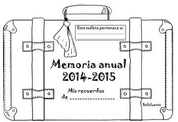 Memoria anual 2014-2015