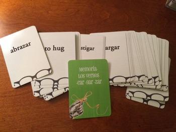"""Memoria """"car"""", """"gar"""", """"zar"""" Game"""