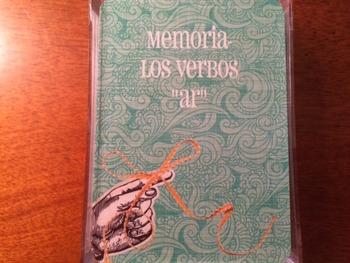 """Memoria los verbos """"ar"""""""