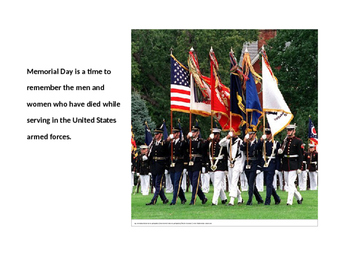 Memorial Day powerpoint
