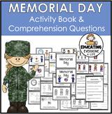 Memorial Day Activity Book