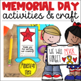 Memorial Day Activities and Craft