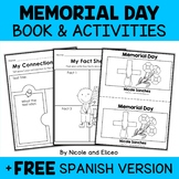 Mini Book and Activities - Memorial Day