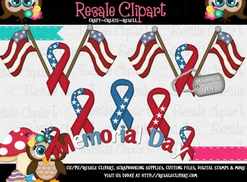 Memorial Day  2 Clipart