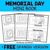 Mini Book - Memorial Day Activity