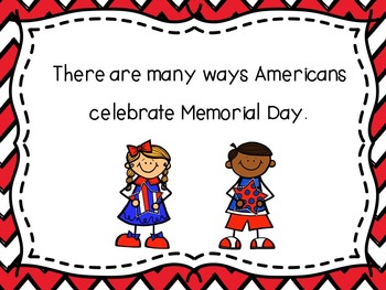Memorial Day PowerPoint Lesson
