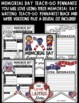 Remembrance Memorial Day Writing Activity Poster • Teach- Go Pennants™