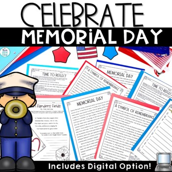 Memorial Day Activities Non-Fiction