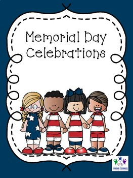 Memorial Day:A unit study to celebrate America and remember our soldiers