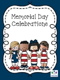 Memorial Day:A unit study to celebrate America and remembe