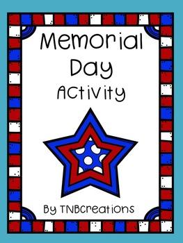Memorial Day Language Arts and Social Studies Activities