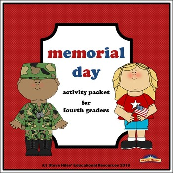 Memorial Day Activities Packet