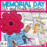 Memorial Day Activities for K-1