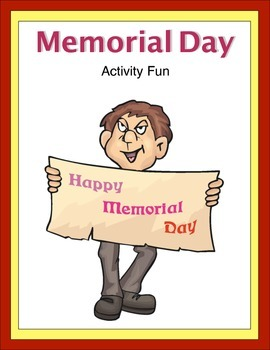 Memorial Day Activity Fun