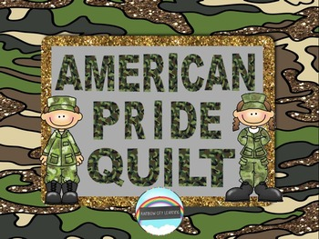 Veterans Day American Pride Quilt