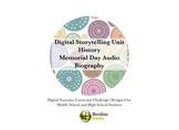 Memorial Day Audio Biography- Community-Based Digital Narrative