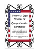 Memorial Day: Author's Purpose/Text Evidence/Sequencing/Ma