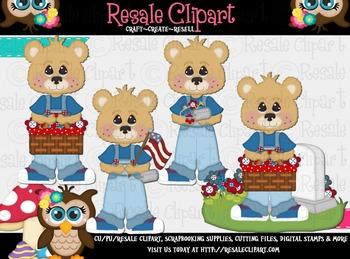 Memorial Day Bears 2
