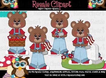 Memorial Day Bears