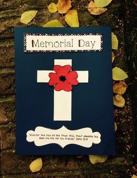 Memorial Day Craft FREEBIE
