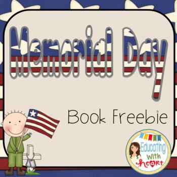 Memorial Day Book Freebie