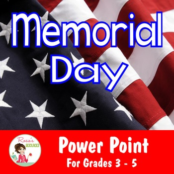 Memorial Day Power Point