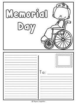 Memorial Day Study | 44 Pages for Differentiated Learning + Bonus Pages