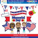 Memorial Day Clipart