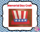 Memorial Day Craft (Uncle Sam Hat Craft)