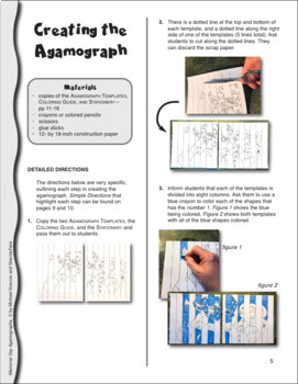 Memorial Day Crafts: A Color-by-Number Patriotic Agamograph